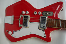 AIRLINE SUPRO JACK WHITE original 1966 RES-O-GLASS not reissue