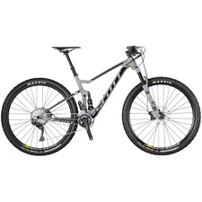 2017 Scott Spark 940 Full Suspension Mountain Bike Large Retail $3600