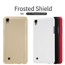 For LG X Power Original Nillkin Super Frosted Shield Case Cover For LG X Power