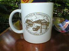 Doral Tobaccoville Stoneware Mug new in box 1995 R J. Reynolds Tobacco Co.