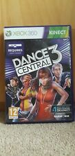 DANCE CENTRAL 3  - XBOX 360 REQUIRES KINECT SENSOR