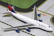 GEMINI JETS DELTA AIRLINES BOEING 747-400 FINAL FLIGHT 1:400 GJDAL1640 IN STOCK