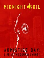 MIDNIGHT OIL - ARMISTICE DAY : LIVE AT THE DOMAIN SYDNEY DVD~PETER GARRETT *NEW*