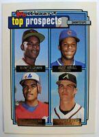 1992 92 Topps Gold Winner Chipper Jones Rookie RC #551, SP