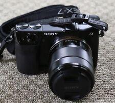 Sony Alpha NEX-7 24.3 MP Digital Camera - Black (Kit w/ E OSS 18-55mm Lens)