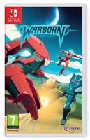 Warborn - Nintendo Switch [Region Free Mech Battle Strategy Multiplayer] NEW