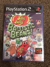 PlayStation 2: Jelly Belly - Ballistic Beans (Mint Factory Sealed Condition) PS2