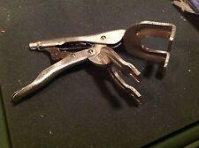 """9"""" Metal Welding Clamp Pliers Quick Action Release"""