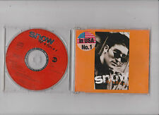 Snow - Informer (Maxi CD 1993)