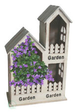 New Gardenised 3 Section Wall Planter, Qi003124