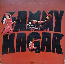 Sammy Hagar : All Night Long CD (2016) ***NEW***
