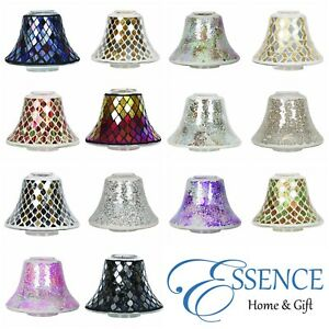 Aromatize Mosaic Large Candle Jar Shades. Multiple 15+ Designs Available