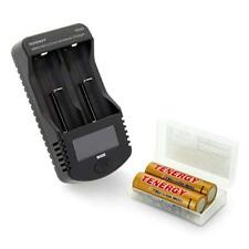 Tenergy T35U 3.6V 3500mAh Batteries + TN261 Charger