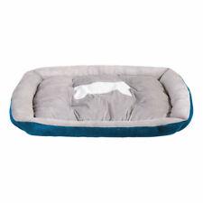 PAWZ X-Large Pet Bed Cushion Soft Pad - Navy Blue