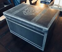 Resident Evil 2 PS4 Xbox Z Edition Collector's Edition Police BOX ONLY (NO GAME)