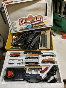 Bachmann Chessie Highballer N Scale Electric Train Starter Set With Many Extras!