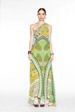 Camilla Franks Vintage Sunstone One Shoulder Grecian Dress- OSFA
