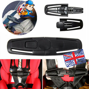 Baby Car Safety Seat Buckle Belt Harness Chest Lock Clip Children Anti Escape