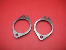 HARLEY DAVIDSON INTAKE MANIFOLD FLANGES FOR ALL HARLEY'S WITH CV CARBS