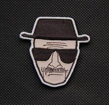 Heisenberg Morale Patch Breaking Bad Walter White VELCRO® Brand Fastener