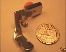 Adjustable Left Right Zipper Cording Foot for Low Shank Singer Brother Pfaff