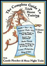 "Guide to Trick Horse Training /""Trickonometry"", Vol 1, w/Carole Fletcher-REDUCED"