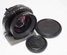 Excellent Nikon Nikkor W 240mm F/5.6 Lens w/ Copal 3 Shutter Made In Japan
