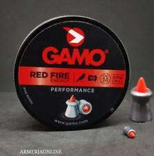 PALLINI GAMO 4 5 4.5 45 MM PIOMBINI ARIA COMPRESSA A GAS CO2 RED FIRE