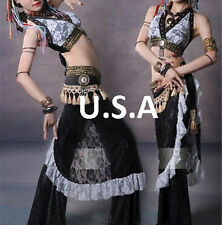 Belly Dance Costume Tribal Dance Wear