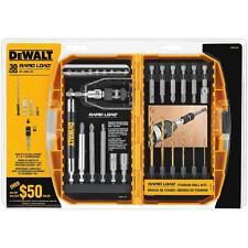 DEWALT 30 Piece RAPID LOAD® Tin Drill Bit Set - DW2520F