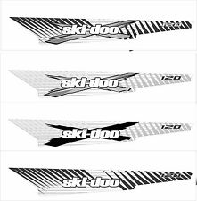 TUNNEL GRAPHIC SKI DOO BRP REV XP XM XR XS  Z summit 120 137 146 154 163 grey x