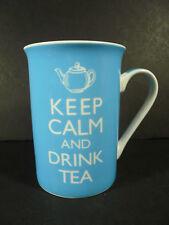 Keep Calm And Drink Tea Mug Kent Pottery England