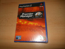 Premier Manager 2002 2003 Temporada ( SONY PLAYSTATION 2 , PAL NUEVO PRECINTADO