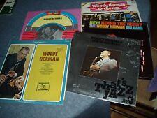Woody Herman - Swing Era / Big Band / Jazz - Collector's Set LPs