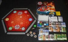Bakugan Spin Master Battle Brawlers Job Lot Bundle Arena Red White Blue Green...