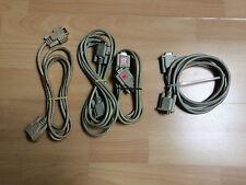 4 x Kabel Seriel RS232 RS Components - Vollbelegt.