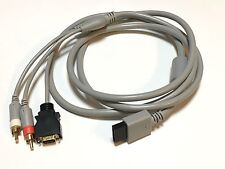 Wii JAPANESE D-TERMINAL AV CABLE 2M * Compatible with the XRGB Mini Framemeister
