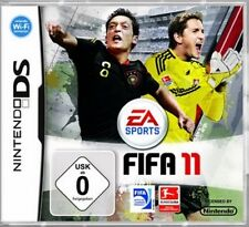 Nintendo DS 3ds FIFA 11 football 2011 * excellent état