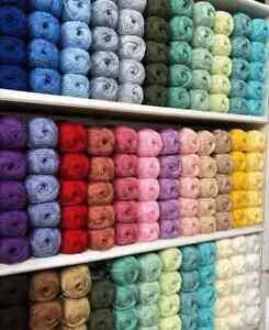Alize Diva Plus Knitting Crochet Yarn Wool  silky 100gr microfiber acrylic dk