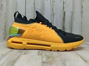Under Armour Hovr Phantom SE Orange Black Running Shoes size 10 11 3022275 800