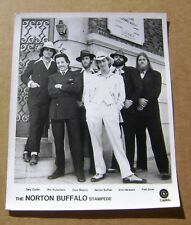 Norton Buffalo Stampede Promo Photo Capital Records