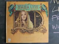 MAMA LION PRESERVE WILDLIFE VINYL LP ALBUM RECORD 1972 6369 153 ROCK VERY RARE.