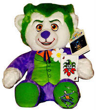 Build a Bear The Joker 16in. Teddy Batman Day 2017 DC Comics Exclusive Plush Toy