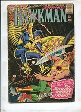 HAWKMAN #11 (3.5) THE SHRIKE STRIKES AT NIGHT  1966