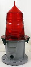 Tideland ML-155 Red Max Lumina Navigation Beacon Marine Lantern Housing NEW USCG
