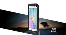 Love Mei Metallgehäuse Samsung Galaxy S6 Edge Plus spritz Wasserdicht schwarz