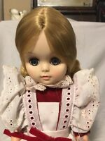 """14.5"""" 1966 EFFANBEE """"CHIPPER"""" DOLL WITH TAG"""