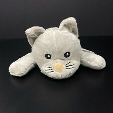 "Melissa & Doug Plush Gray Kitty Cat Replacement Treat Pet Vet 9"" Lovey FAST SHIP"
