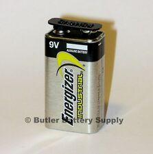 1 Energizer Industrial 9 Volt (9V) Alkaline Battery (EN22, 6LR61)