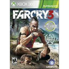 Far Cry 3 For Xbox 360 Very Good 5E